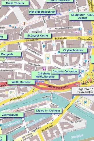 42 Minuten Hamburg, Ringlinie, U3, Hochbahn, Joanna Kamenarska, Saarlandstraße, Stadtpark, Konzertmeisterin, Philharmonisches Staatsorchester Hamburg