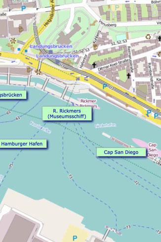 42 Minuten Hamburg, Ringlinie, U3, Hochbahn, Remigio Poletto, Eppendorfer Baum