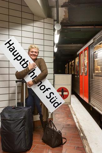 42 Minuten Hamburg, Ringlinie, U3, Hochbahn, Anja Goerz, Hauptbahnhof, Anja Clausen, Rowohlt, Nordwestradio, Radio eins, Ketano,