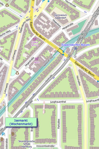 42 Minuten Hamburg, Ringlinie, U3, Hochbahn, Frederik Braun, Miniaturwunderland, Rödingsmarkt, Speicherstadt, Helene Fischer, DJ Bobo