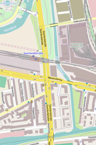42 Minuten Hamburg, Ringlinie, U3, Hochbahn, Christopher Dietzel, Barmbek, U-Bahn Fahrer, Umsteigen, Schaffner, Triebwagen, Lokführer