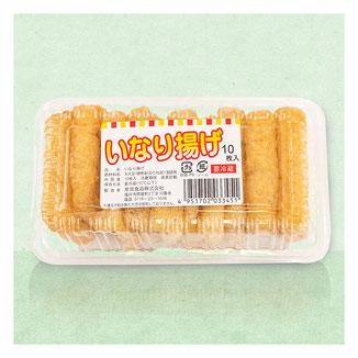 いなり揚げ-福井の岸田食品