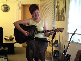 Musikschule Jena, Gitarrenunterricht