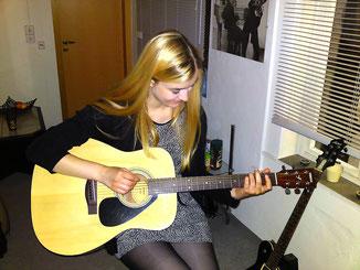 Musikschule Jena, Gitarre lernen