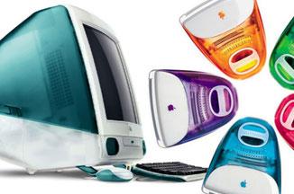 Apple社の iMac G3