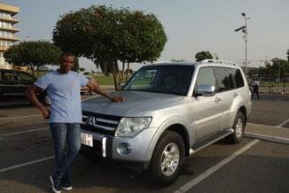 Car Rental Ghana