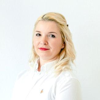Marija Lazarevic | Zahnarztpraxis Dr. Becker Zürich