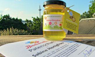 Bienenpatenschaft Bienen schützen