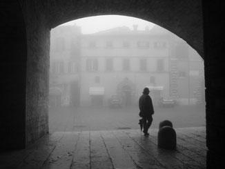 「Todi,霧の風景」 続きを読むをクリック↓