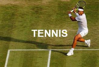 Tennis-Racchette