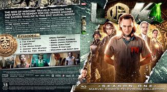 Loki Saison 1 BD