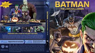 Batman The Long Halloween Part One (2021) BD