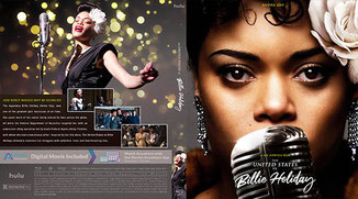 The United States Vs Billie Holiday (2021)