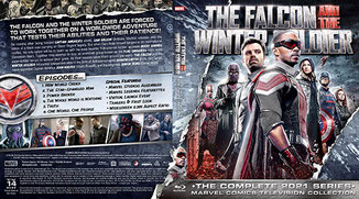 The Falcon and the Winter Soldier saison 1.BD V2