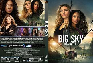 Big Sky Season 2 (English)