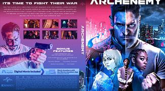 Archenemy (2021) BD