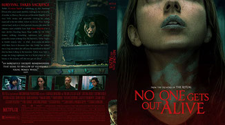 No One Gets Out Alive (2021) BluRay