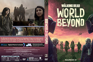 The Walking Dead World Beyond Saison 2 (FR)
