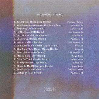 Shing02 & Jack The Rip Triumphant Remixed