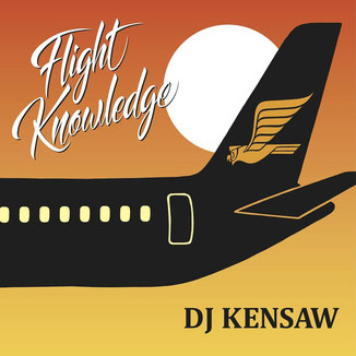 DJ Kensaw-Flight Knowledge,12inch Vinyl