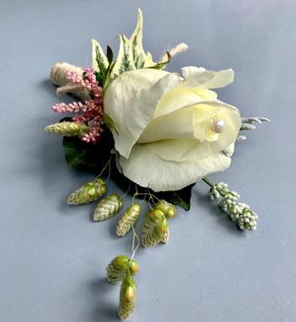 rouwwerk zwart hermans bloemen