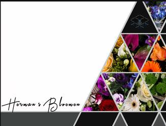 plakboeken bij hermans bloemen