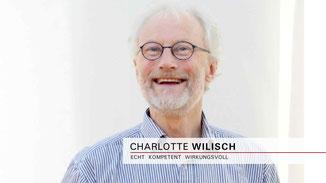Charlotte Wilisch - Nonverbales Selbstmarketing für Singles - Seminare und Beratung