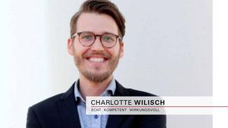 Charlotte Wilisch - Strategische Farbberatung und Stilberatung für Männer und Frauen - mit Farbe und Stil etwas bewirken und Weichen stellen - Vorträge | Seminare | Beratung
