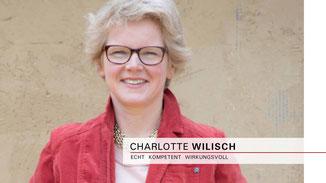 Charlotte Wilisch - Strategische Farbberatung und Stilberatung für Frauen und Männer - mit Farbe und Stil etwas bewirken und Weichen stellen - Vorträge | Seminare | Beratung