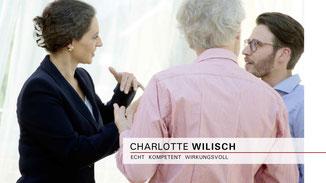 Charlotte Wilisch - Nonverbales Selbstmarketing - Gendersales - Frauen kaufen anders, Männer auch - Differenziertes Verkaufen an Männer und Frauen