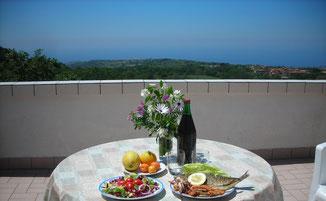 Essen und Trinken © Ferienwohnung Spilinga | Tropea | Kalabrien - Casa Belle Vacanze