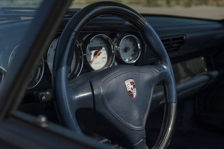 Porsche 993 Turbo Cabriolet