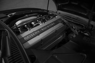 Aston Martin DB7 Coupé 3.2L 6-cilinder