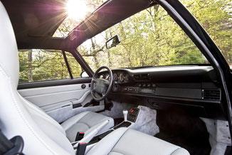 Porsche 993 Carrera interieur