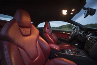 Audi S5 4.2 2009 interieur