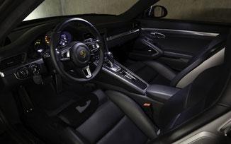Porsche 991 Carrera S 2016 interieur