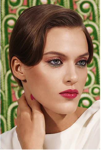 Make-up Collection Spring Summer Exotic Pink