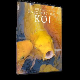 Koi ratgeber nishikigoi faszination koi dvd bluray for Japanische zierfische