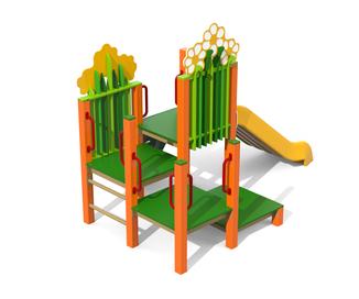accessibile, inclusivo, giochi per tutti, handicap, disabile, Scivolo Ciuffo, giochi per parco, giochi per parchi, attrezzature per parchi gioco, strutture ludiche Ciuffo Norma EN1176 CATAS