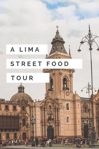 A LIMA FOOD TOUR