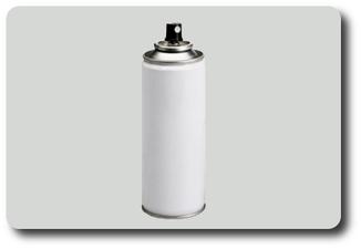 Bombe spray lubrifiant pour montage jaquette et vis, rotor stator