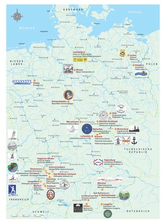 Flößervereine in Deutschland