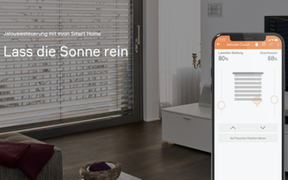 evon Smart Home Beschattung