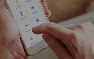 evon Smart Home App Smartphone