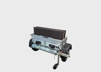Plattformanhänger O/1059, Innenmaß (cm) 311/176