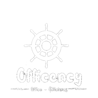 Logo Officency Office Efficiancy