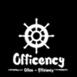 Logo Officency Office Efficiancy
