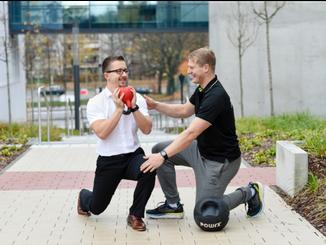 Outdoor und Inhome Personal Training Personal Trainer Chemnitz Sachsen projecDo