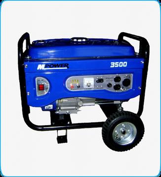 Generador Portátil Mpower mod. 3500