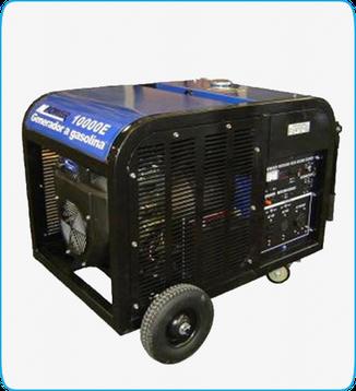 Generador Portátil Mpower mod. 10000E
